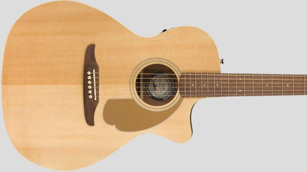 Fender Newporter Player California Natural 0970743021 con custodia Fender in omaggio