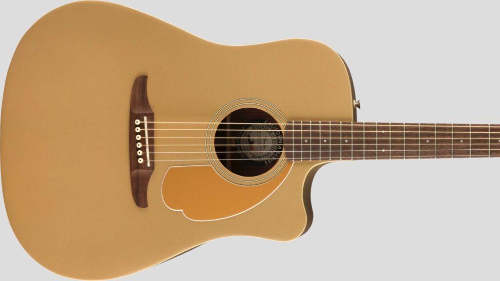 Fender Redondo Player California Bronze Satin 0970713553 con custodia Fender in omaggio
