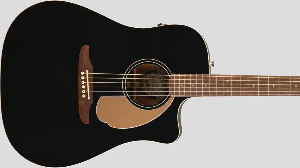 Fender Redondo Player California Jetty Black 0970713506 con custodia Fender in omaggio