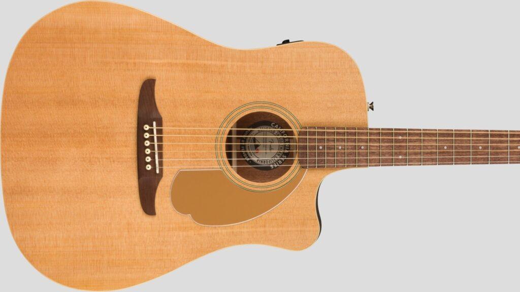 Fender Redondo Player California Natural 0970713121 con custodia Fender in omaggio