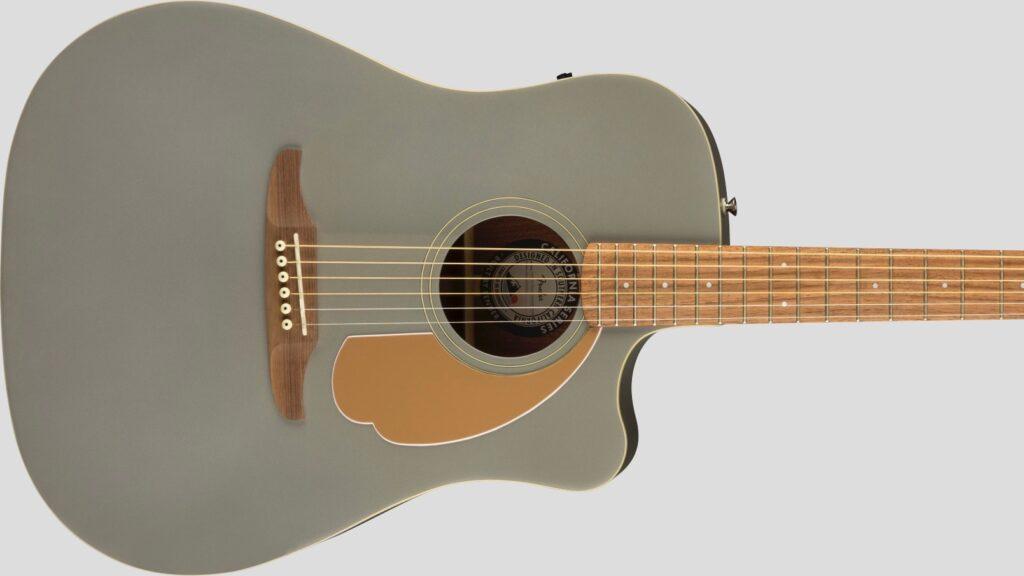 Fender Redondo Player California Slate Satin 0970713543 con custodia Fender in omaggio