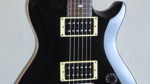 PRS Paul Reed Smith SE Singlecut 2012 Black Made in Korea inclusa custodia morbida PRS